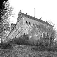 Aufnahme von Süd, 1981 / Schloss in 88633 Heiligenberg