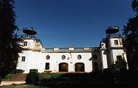 Belvedere, ehem. Schießhaus, Ansicht von Westen, Urheber: Lempl, Sabine / Belvedere, ehem. Schießhaus in 76646 Bruchsal