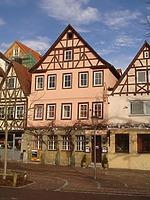 Bild von 2007 (StadtA Server Häuserlexikon) / Gastwirtschaft Germania in 74523 Schwäbisch Hall