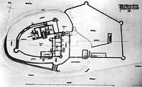 Ravensburg, Lageplan, Urheber: Regierungspräsidium Karlsruhe, RPK, Ref. 26 / Ravensburg in 75056 Sulzfeld, Ravensburg