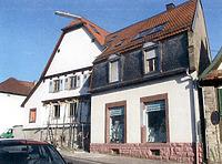 Ansicht von Südost 2003  / Fachwerkhaus in 76229 Karlsruhe-Grötzingen