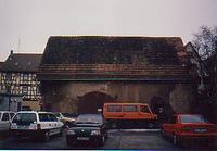 Außenansicht / Scheunengebäude. in 71706 Markgröningen