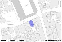 Lageplan (Vorlage LV-BW und LAD) / Bleckmansches Haus  in 72070 Tübingen