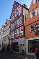 Nordansicht / Bleckmansches Haus  in 72070 Tübingen (21.09.2019 - Christin Aghegian-Rampf)