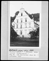 Foto: Bildindex Foto Marburg / Ehem. Schloss, Rathaus in 74865 Neckarzimmern