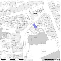 Lageplan (Vorlage LV-BW und LAD) / Fachwerkhaus in 72070 Tübingen