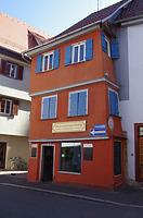 Nordwestansicht / Fachwerkhaus in 72070 Tübingen (21.09.2019 - Christin Aghegian-Rampf)