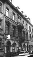 Wohn- und Geschäftshaus, Ansicht von Südosten,  Urheber: Regierungspräsidium Karlsruhe, RPK, Ref. 26 / Wohn- und Geschäftshaus  in 69117 Heidelberg-Altstadt