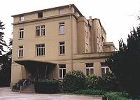 Schloßhotel, Ostansicht, Urheber: Heidelberg, Vermögen und Bau Baden-Württemberg, Universitätsbauamt Heidelberg (Abteilung) / Schloßhotel in 69117 Heidelberg-Altstadt