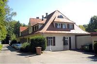 Ansicht von Nordost (Radt, Läpple, 2009) / Ehemaliges CVJM-Heim, Waldhotel Degerloch in 70597 Stuttgart-Degerloch
