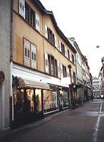 Wohn- und Geschäftshaus Urheber: Herb, Hubert (freier Architekt) / Wohn- und Geschäftshaus in 69117 Heidelberg-Altstadt