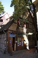 Südansicht / Club Voltaire  in 72070 Tübingen (21.09.2019 - Christin Aghegian-Rampf)