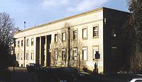 Ehem. Radium-Solbad  Urheber: Borkowski+Burger (Freie Architekten) / Ehem. Radium-Solbad in 69115 Heidelberg-Bergheim, Altstadt