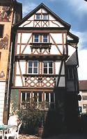 Wohnhaus, Ansicht von Südosten, Urheber: Möser, Siegfried (freier Architekt) / Wohnhaus in 69412 Eberbach