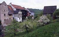 Ansicht von Nordwesten / Wohnhaus in 79780 Stühlingen (www.stuehlingen.de)