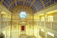 Innenaufnahme / Ehemalige Synagoge in 79295 Sulzburg (Gemeinde Sulzburg)