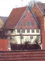 Ansicht von Norden / Ehemaliges Rat- und Schulhaus in 78647 Trossingen (www.heimatschuetzer.de)