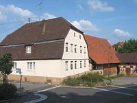 Ansicht der Hofanlage von Nordwesten (2009) / Hofanlage in 71093 Weil im Schönbuch-Breitenstein