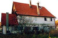 Ehem. Wohnstallhaus, Ansicht von Südosten, Urheber: Krieg, Karl-Eugen und Krieg, Wolfgang, Freie Architekten / Ehem. Wohnstallhaus in 75365 Calw-Altburg