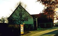 Ehem. Wohnstallhaus, Ansicht von Nordwesten,  Urheber: Krieg, Karl-Eugen und Krieg, Wolfgang, Freie Architekten / Ehem. Wohnstallhaus in 75365 Calw-Altburg
