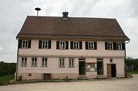 Rathaus aus Walddorfhäslach (RT) / Freilichtmuseum Beuren in 72660 Beuren (02.09.2011 - Becker_priv)