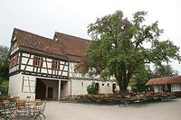 Wohn- und Wirtschaftsgebäude aus Tamm (LB) mit Gaststätte / Freilichtmuseum Beuren in 72660 Beuren (02.09.2011 - Becker_priv)