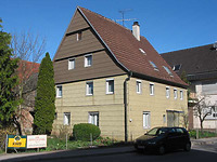 Ansicht von Südost / Ehninger Straße 5 in 71157 Hildrizhausen