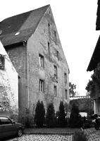 Ansicht von Osten / Wohnhaus, Jägergasse 6 in 79219 Staufen, Staufen im Breisgau (Stadtarchiv Staufen )