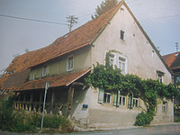 Knittlingen-Hohenklingen, Maulbronner Steige 11 / Wohnhaus in 75438 Knittlingen, Hohenklingen (01.10.1993 - Bauhistorische Kurzuntersuchung von Crowell & Crowell (Freie Architekten, Karlsruhe))
