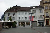 Wohnhaus, Untere Wallbrunnenstrasse 1 in Lörrach (16.08.2010)