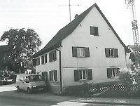 Straßenansicht / Wohnhaus in 78343 Gaienhofen-Horn (Bildindex)