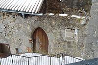 Burg Katzenstein, ehemaliger Küchenbau (2011) / Burg Katzenstein, Küchenbau in 89561 Dischingen - Katzenstein (21.01.2011 - Michael Hermann)