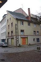 Eckansicht / Wohnhaus, Färberstraße 6 in 78050 Villingen (16.02.2011 - Lohrum)