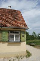 Tagelöhnerhaus im FLM Beuren / Tagelöhnerhaus aus Weidenstetten in 89197 Weidenstetten (http://www.freilichtmuseum-beuren.de/museum/rundgang/tageloehnerhaus-aus-weidenstetten/)
