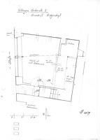 Grundriss EG (Bauaufnahme) / Wohnhaus, Gerberstraße 5 in 78050 Villingen (08.03.2011 - Lohrum)