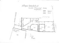 Grundriss 1. OG / Wohnhaus, Gerberstraße 8 in 78050 Villingen (15.03.2011 - Lohrum)