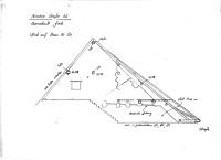 Querschnitt Dach / Wohn- und Geschäftshaus, Niedere Straße 52 in 78050 Villingen (01.05.2000 - Lohrum)