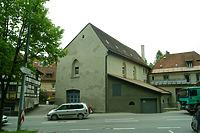 Ansicht von Südwesten / Leonhardskapelle in 88212 Ravensburg (05.05.2009 - Michael Hermann)