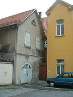 Außenansicht von N / Pfarrwaschhaus in 72764 Reutlingen (22.01.2002 - GWG Reutlingen)