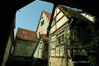 Seelengraben 24 und 26, Hofansicht / Ensemble in 89073 Ulm (14.04.2009 - Michael Hermann)