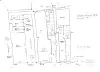 Erdgeschoss Grundriss / Wohnhäuser in 78050 Villingen (01.06.2001 - Lohrum)