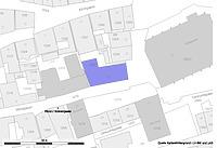 Lageplan (Vorlage LV-BW und LAD) / Studentenwohnheim Martinianum in 72070 Tübingen
