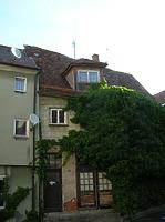 Ansicht / Wohn- und Geschäftshaus  in 74613 Öhringen (07.05.2008 - Wieland und Meissner/Statikbüro Öhringen)