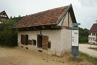 Schweinestall im FLM  / Schweinestall aus Ehningen in 71139 Ehningen (02.09.2011 - Becker_priv)