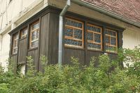 Stube von außen / Dosterhaus, Wohnstallhaus mit Scheuer aus Beuren in 72660 Beuren (18.08.2011 - Becker_priv)