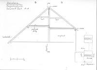Querschnitt Dach A-A / Wohnhaus in 78426 Konstanz (Lohrum)