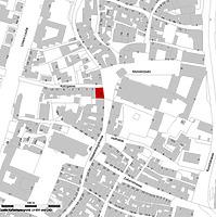 """ALK 2009 (Vorlage LV-BW und LAD) / Wohnhaus in 78426 Konstanz (Auszug aus """"Raumbuch mit Fotodokumentation"""")"""