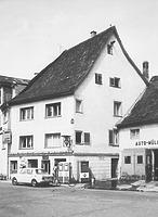 Ansicht von SW (1960er Jahre) / Wohnhaus, Bodanplatz 3 in 78426 Konstanz (Bildindex Foto Marburg: LDA Freiburg 64/15, Rettich/KN)
