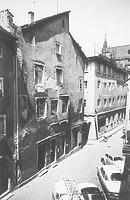 Straßenfassade (1962-1971) / Wohnhaus in 78426 Konstanz (Bildindex Foto Marburg: LDA Freiburg, Foto 371/43, Rettich/KN)