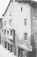 Straßenfassade von NO (1962-1971) / Wohnhaus in 78426 Konstanz (Bildindex Foto Marburg: LDA Freiburg, Foto 371/27, Rettich/KN)